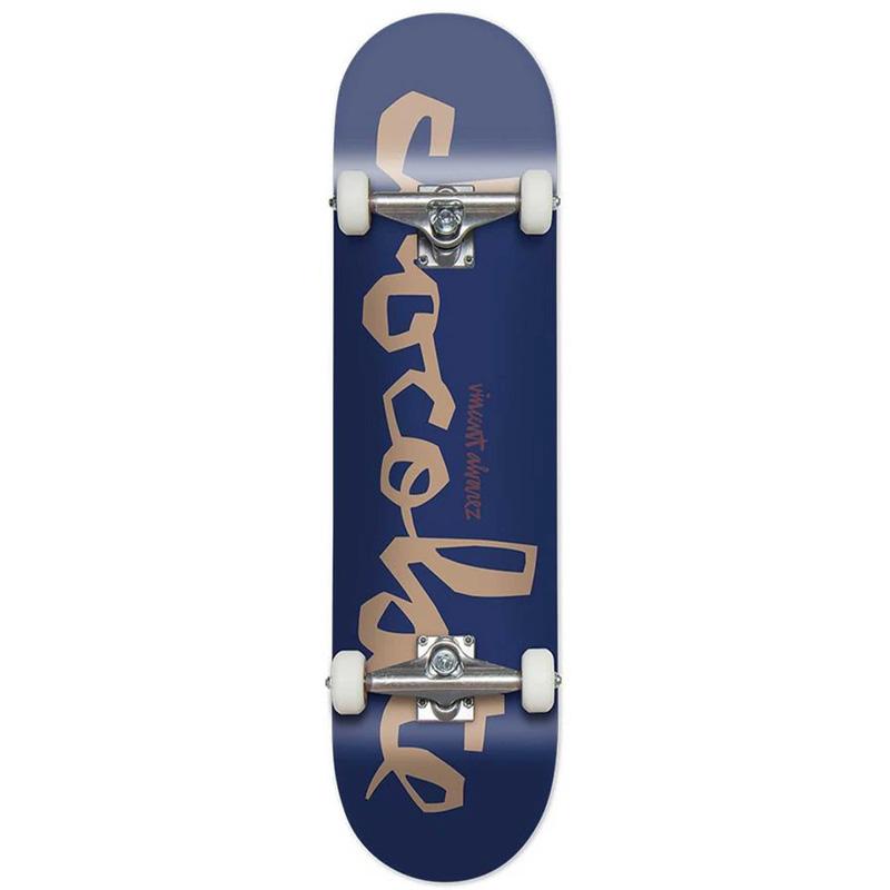 Chocolate Alvarez Chunk Complete Skateboard 7.75