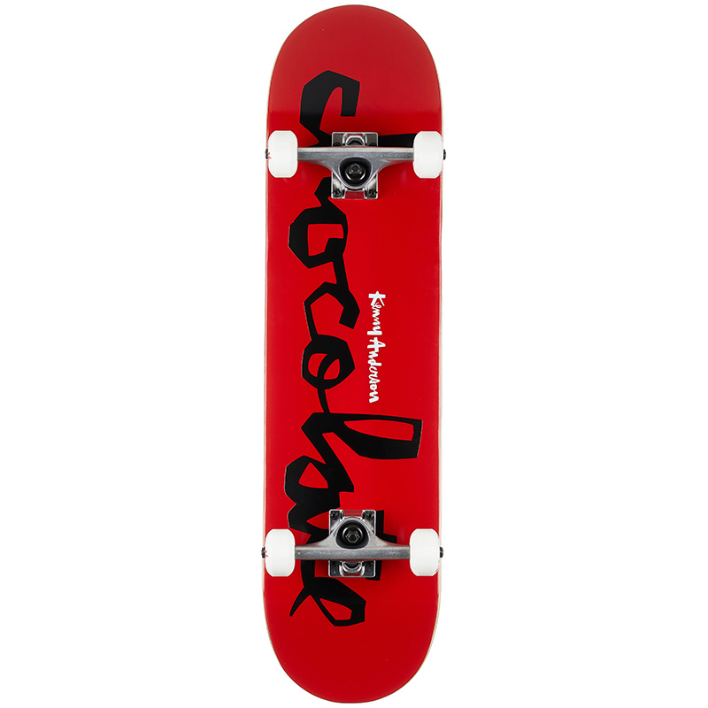 Chocolate Anderson Chunk Complete Skateboard 8.0