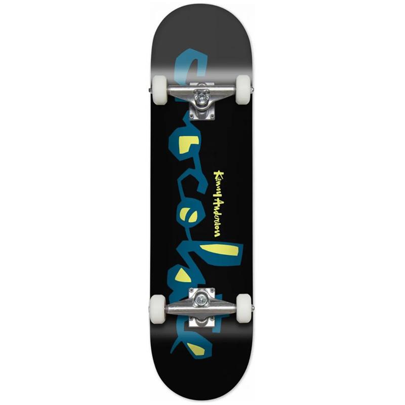 Chocolate Anderson Original Chunk V2 Complete Skateboard 7.625