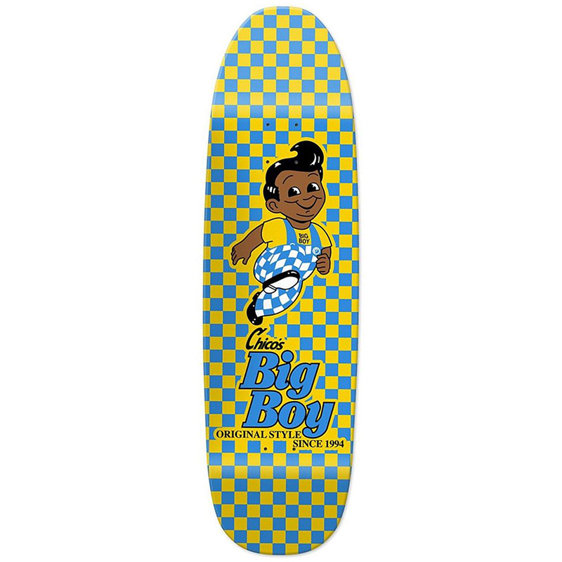 Chocolate Chico Brenes Big Boy Skateboard Deck 8.75