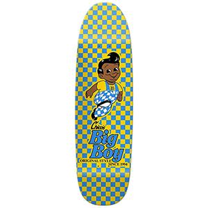 Chocolate Chico Brenes Big Boy Skateboard Deck 8.75