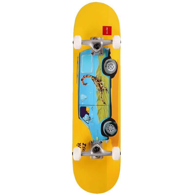 Chocolate Perez Vanner Complete Skateboard 8.25