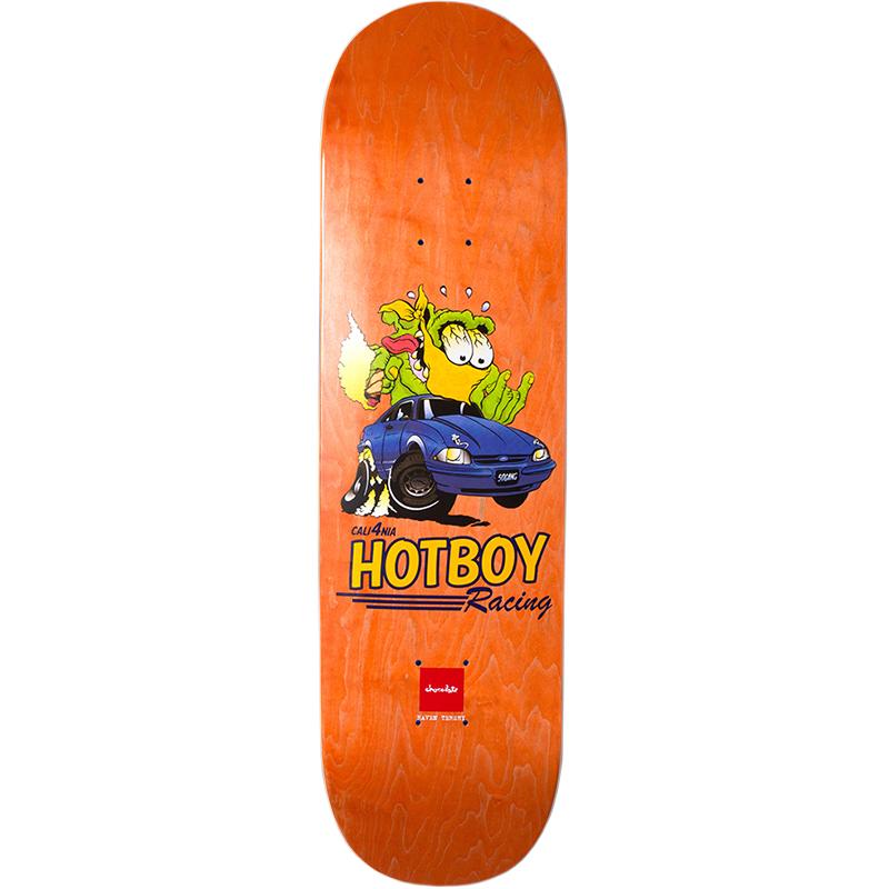 Chocolate Raven Tershy Hot Boy Skateboard Deck 8.5