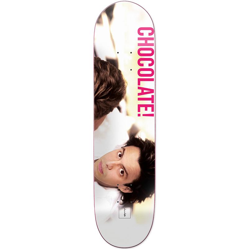 Chocolate Vincent Alvarez Make It Fun Skateboard Deck 8.0