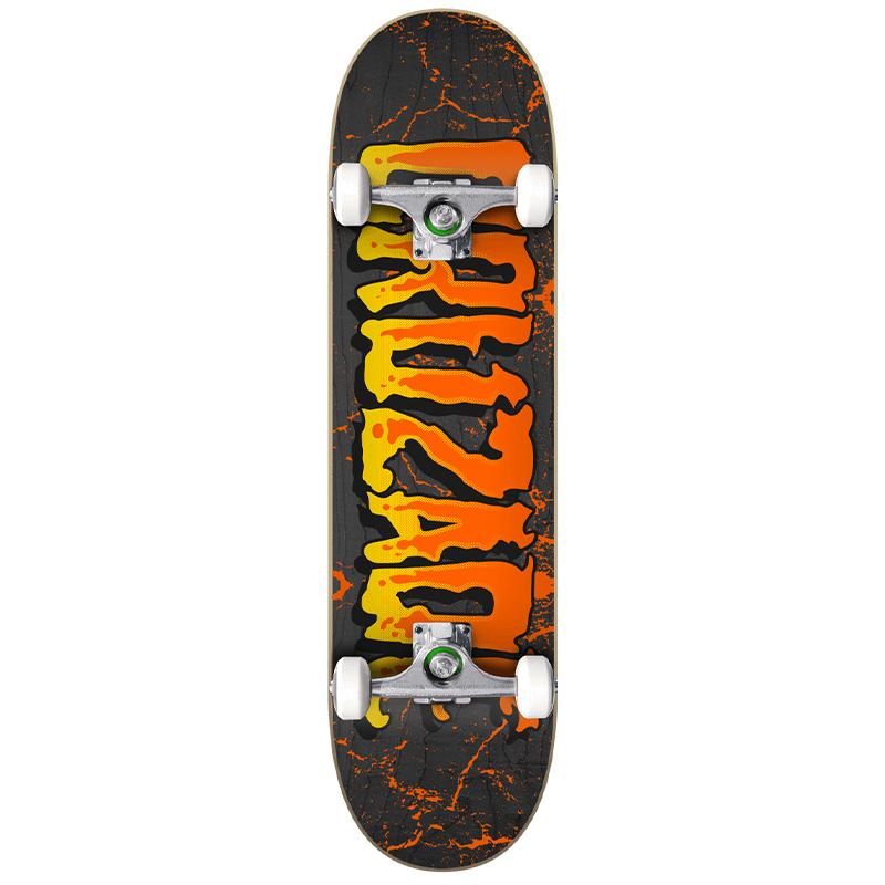 Cruzade Dark Label Complete Skateboard 8.0