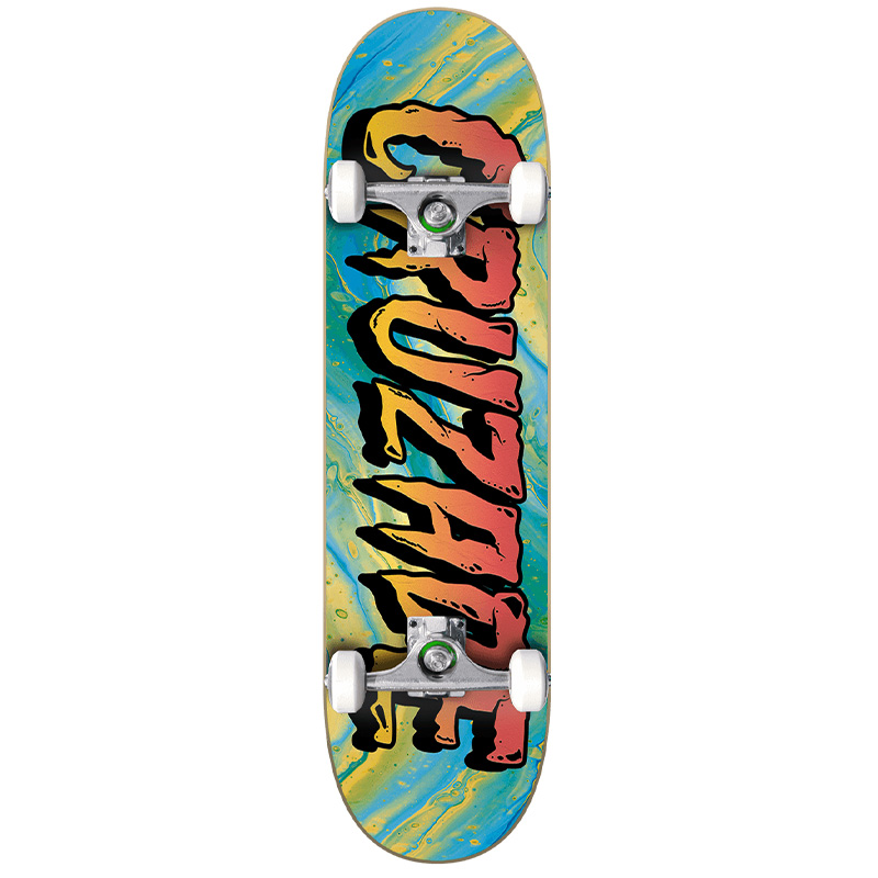 Cruzade LSD Complete Skateboard 8.25