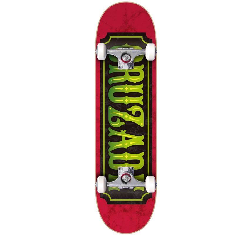 Cruzade Stamp Complete Skateboard 8.125