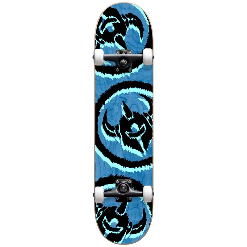 Darkstar Dissent First Push Premium Comlpete Blue 7.875