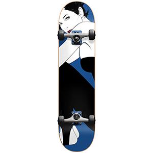 Darkstar Full Nagel FP Complete Skateboard Blue 7.75