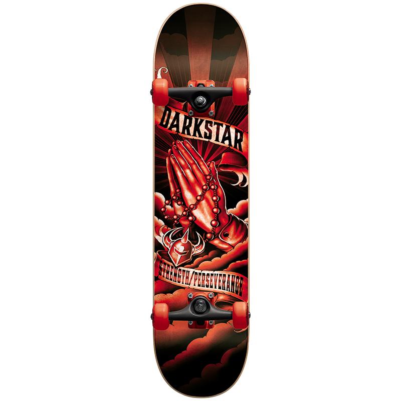 Darkstar Salvation Premium Complete Skateboard 8.0