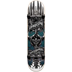 Darkstar Sword FP Premium Complete Skateboard Aqua Fade 7.75