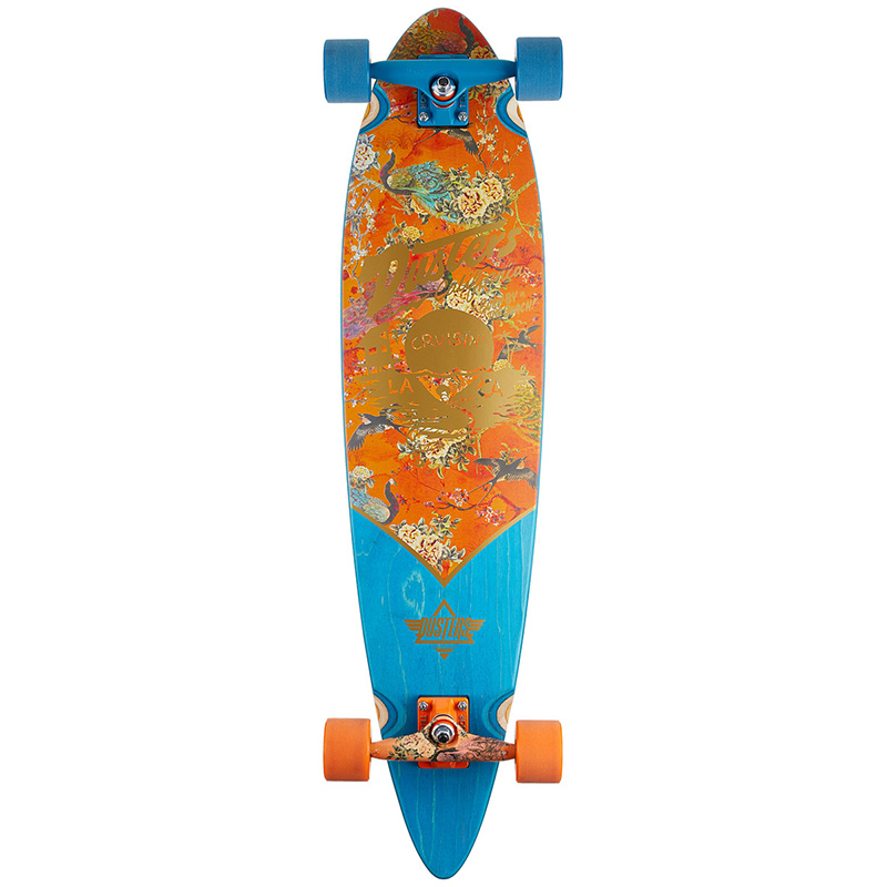 Dusters Cruisin Kimono Longboard Orange 37.0