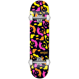 enjoi Repeater R7 Soft Top Youth Complete Skateboard Deck 6.75