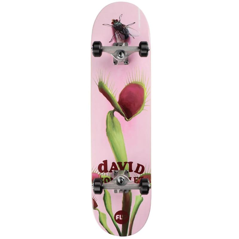 Flip Gonzales Flower Power Complete Skateboard 8.25