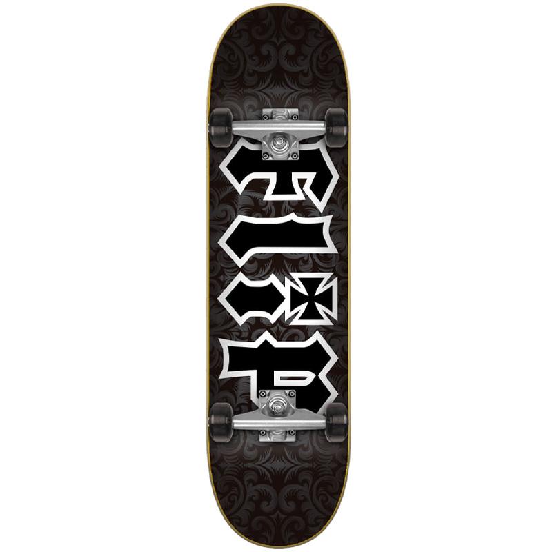 Flip HKD Gothic Complete Skateboard Black 8.0