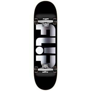 Flip Odyssey Forged Complete Skateboard Black 7.75