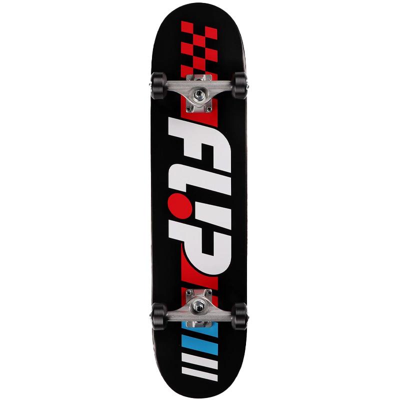 Flip Race Complete Skateboard 7.75