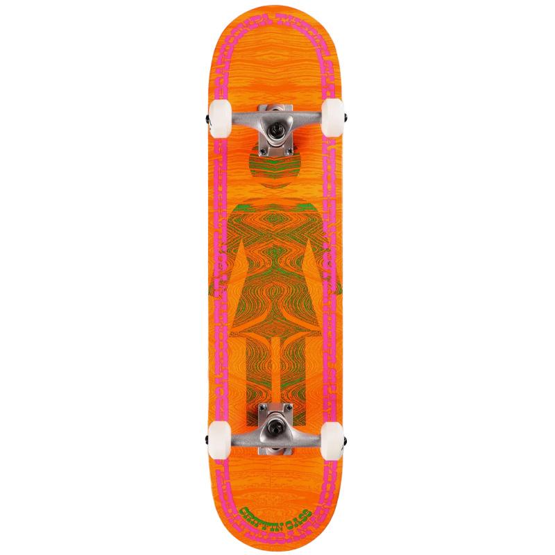 Girl Gass Vibrations Complete Skateboard 7.75
