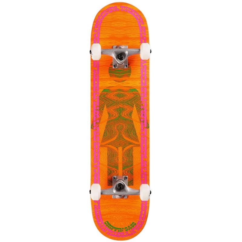 Girl Gass Vibrations Complete Skateboard 8.0