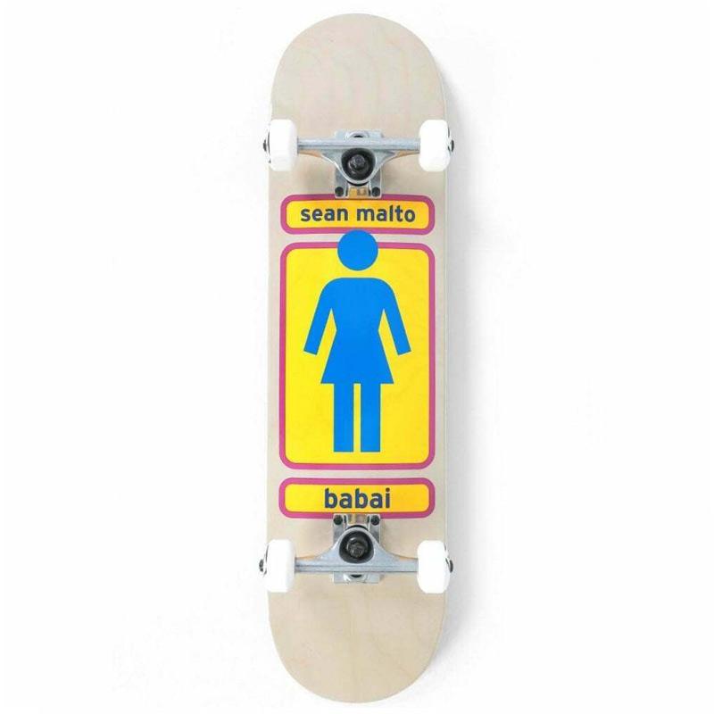 Girl Malto 93 Til Complete Skateboard 8.0