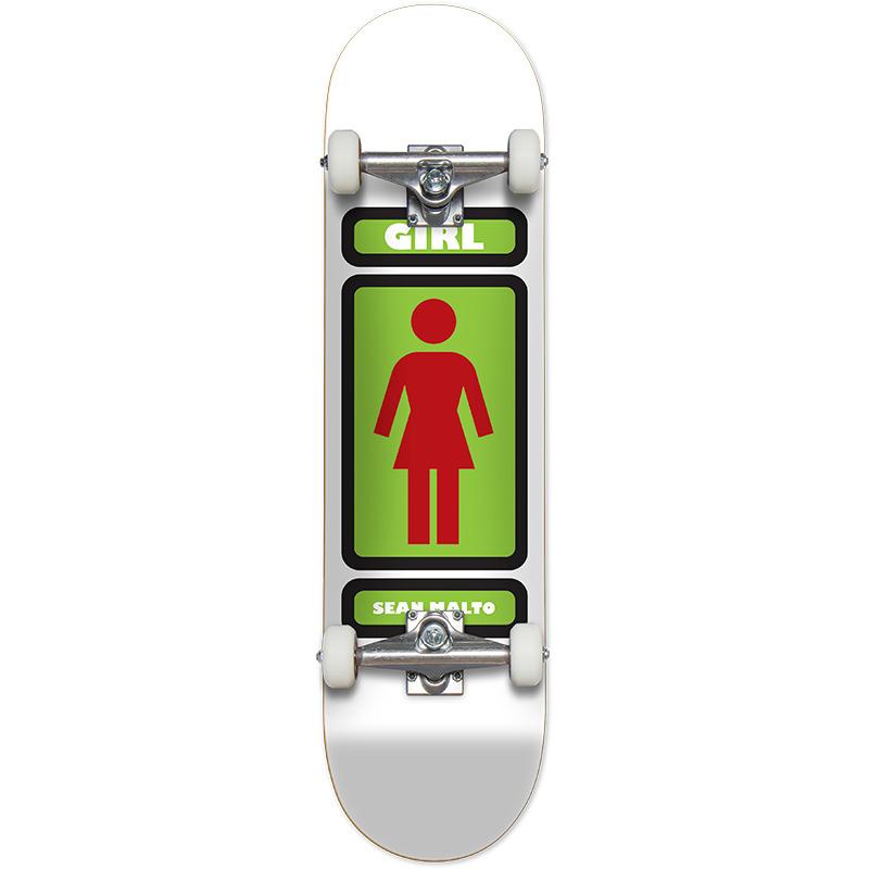 Girl Malto 93 Til infinity Complete Skateboard 7.875