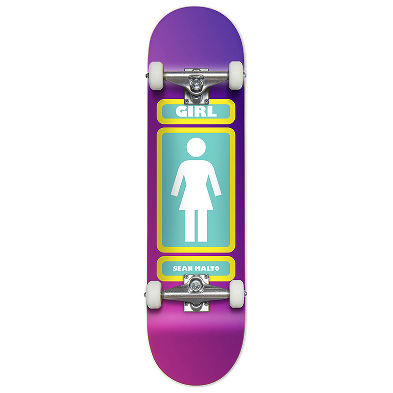 Girl Sean Malto Complete Skateboard X-Large 8.0
