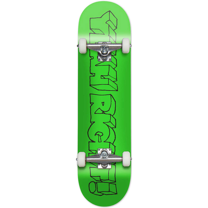 Girl Yeah Right Complete Skateboard 8.0