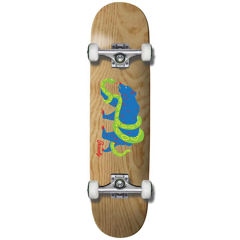 Grizzly Big Game Complete Skateboard 8.0