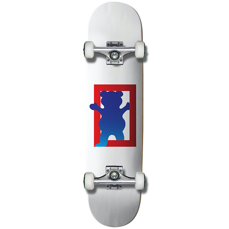 Grizzly Out The Box Complete Skateboard 8.0