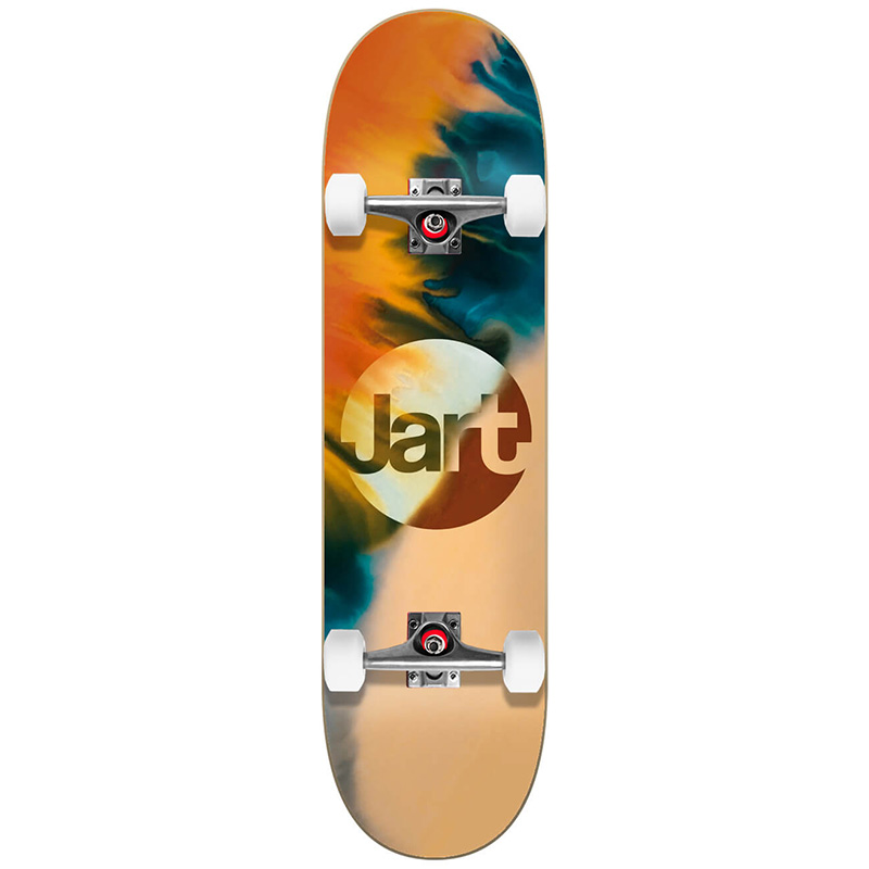 Jart Collective Complete Skateboard 8.0