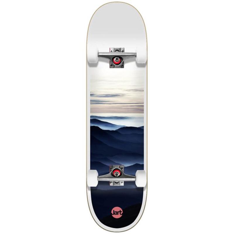 Jart Foggy Complete Skateboard 8.0