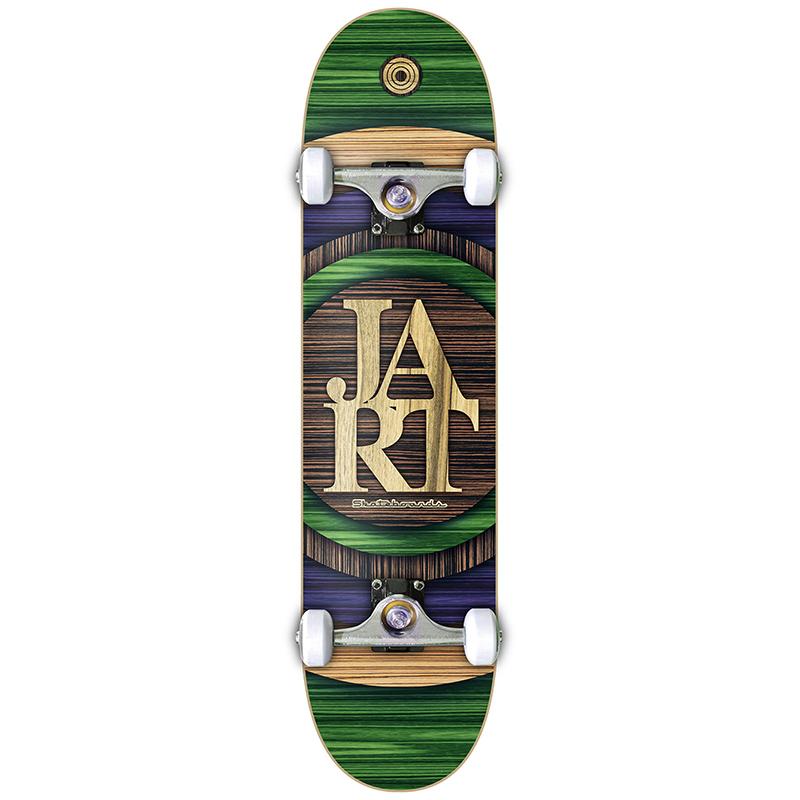 Jart Hc Carpenter Skateboard Complete 7.6