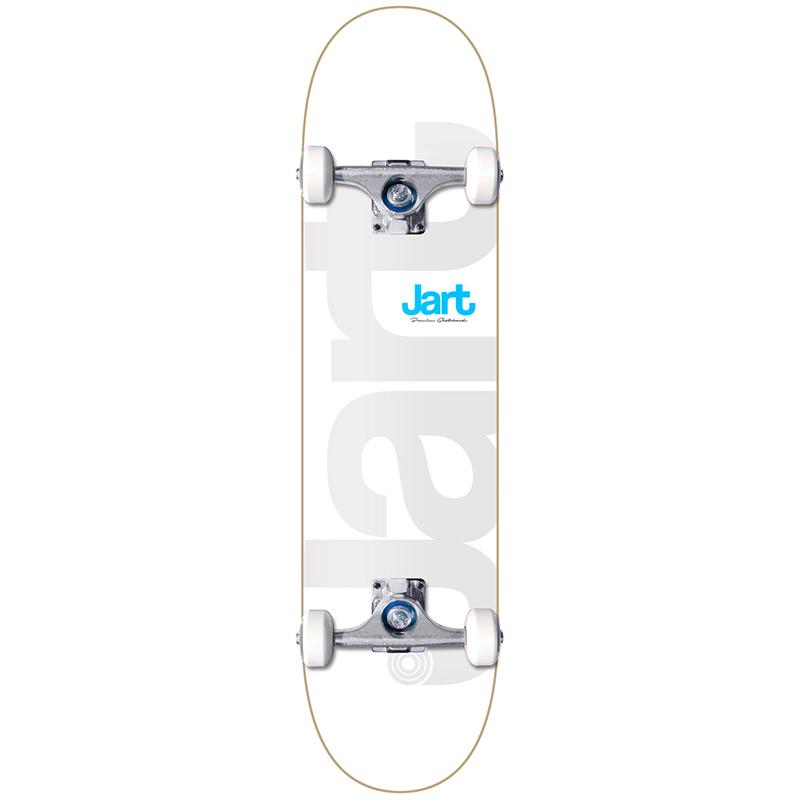 Jart Little Biggie Complete Skateboard 8.0