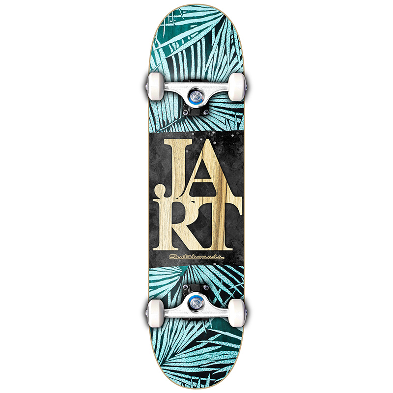 Jart Mc Palm Skateboard Complete 7.6