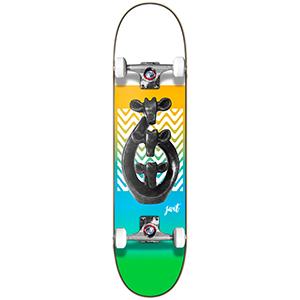 Jart Musuem Complete Skateboard 7.87