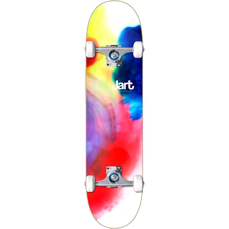 Jart Paint Complete Skateboard 7.75