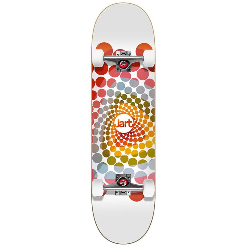 Jart Spiral Complete Skateboard 8.0