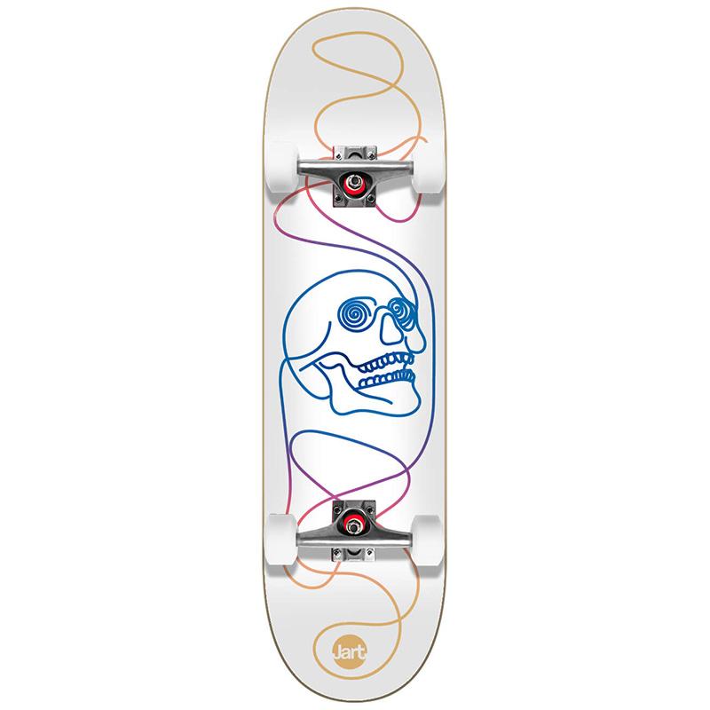 Jart Telesketch Complete Skateboard 8.25