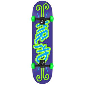 Krooked Krkd Medium Complete Skateboard 7.75