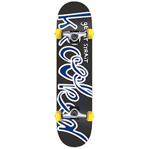 Krooked Krooklow Medium Complete Skateboard 7.75