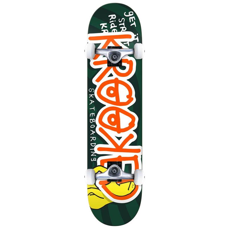 Krooked Shmoo Krash LG Complete Skateboard 8.0