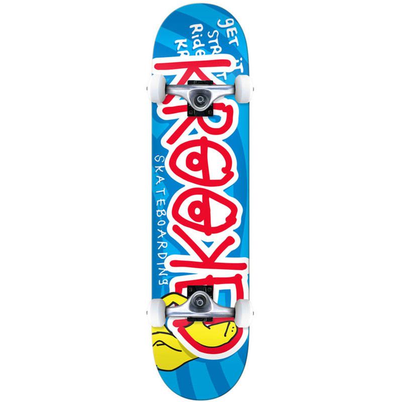 Krooked Shmoo Krash MD Complete Skateboard 7.75