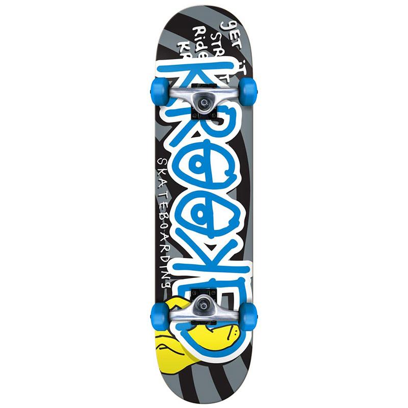 Krooked Shmoo Krash SM Complete Skateboard 7.5