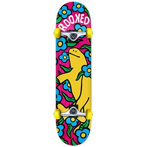 Krooked Shmoo Vibes Mini Complete Skateboard 7.38