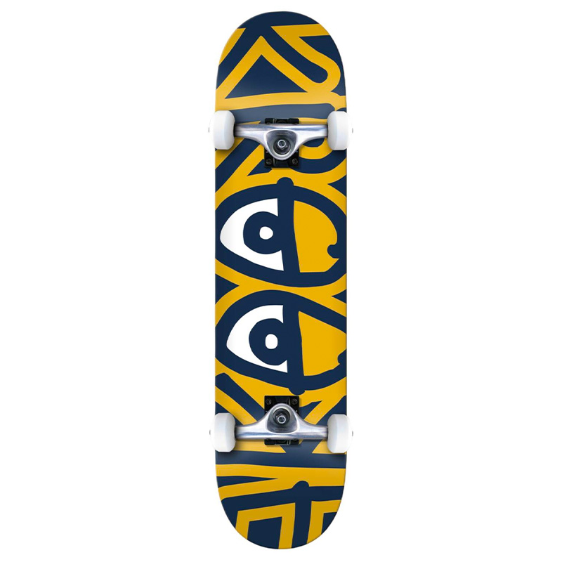 Krooked Team Big Eyes XL Complete Skateboard 8.25