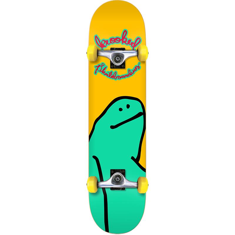 Krooked Team Shmoo MD Complete Skateboard 7.75