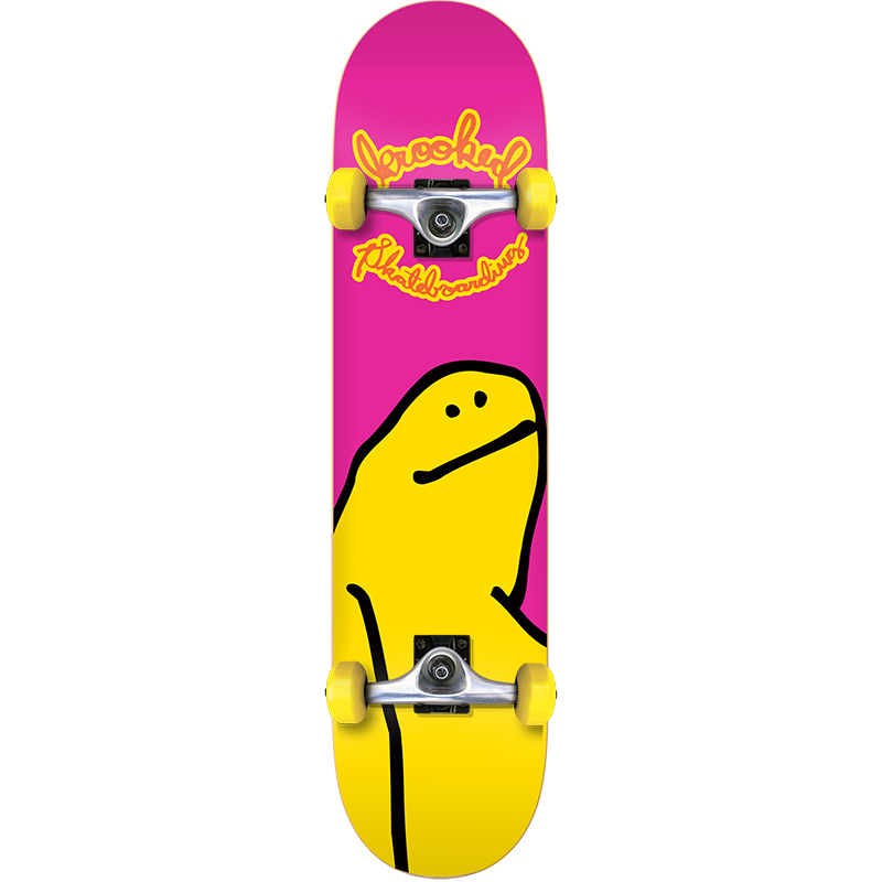 Krooked Team Shmoo SM Complete Skateboard 7.5