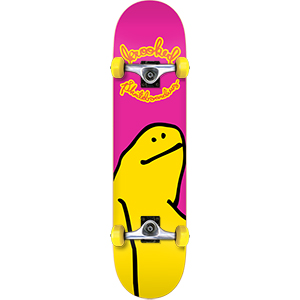 Krooked Team Shmoo SM Complete Skateboard 7.5