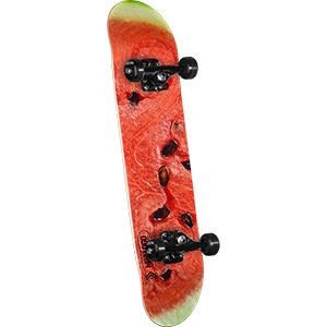 Mini Logo Small Bomb Watermelon Complete Skateboard 7.75