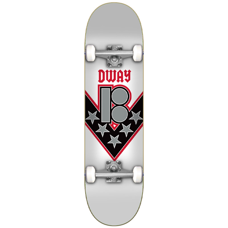 Plan B Danny Way One Off Complete Skateboard 8.125